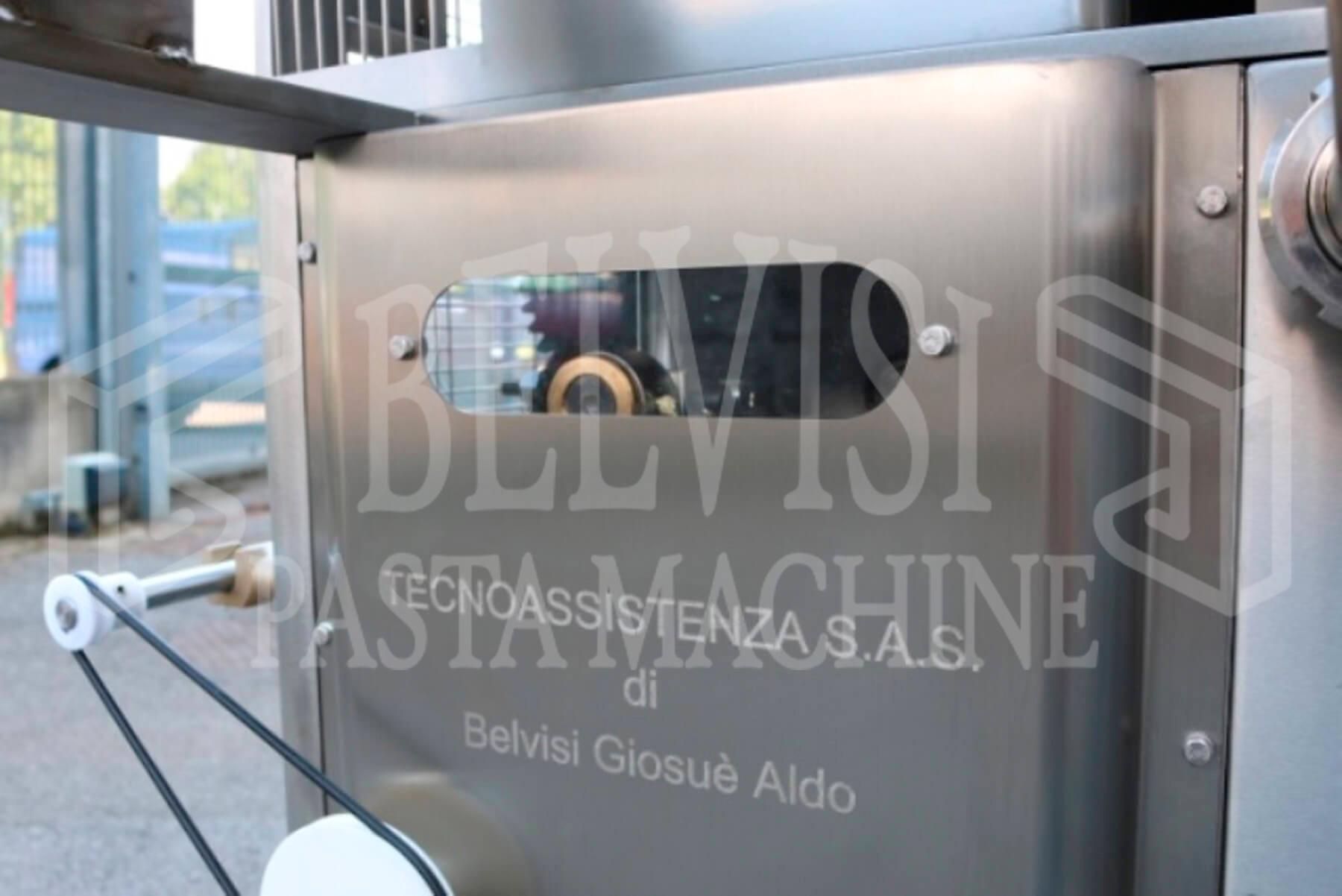 FORMATRICE DI RAVIOLI DOPPIA SFOGLIA modello TECNOASSISTENZA/250