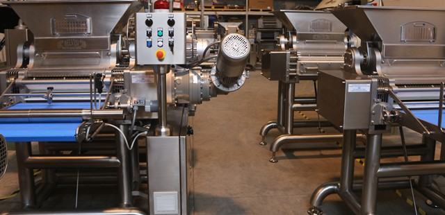 SFOGLIATRICE AUTOMATICA  MODELLO Industria 4.0