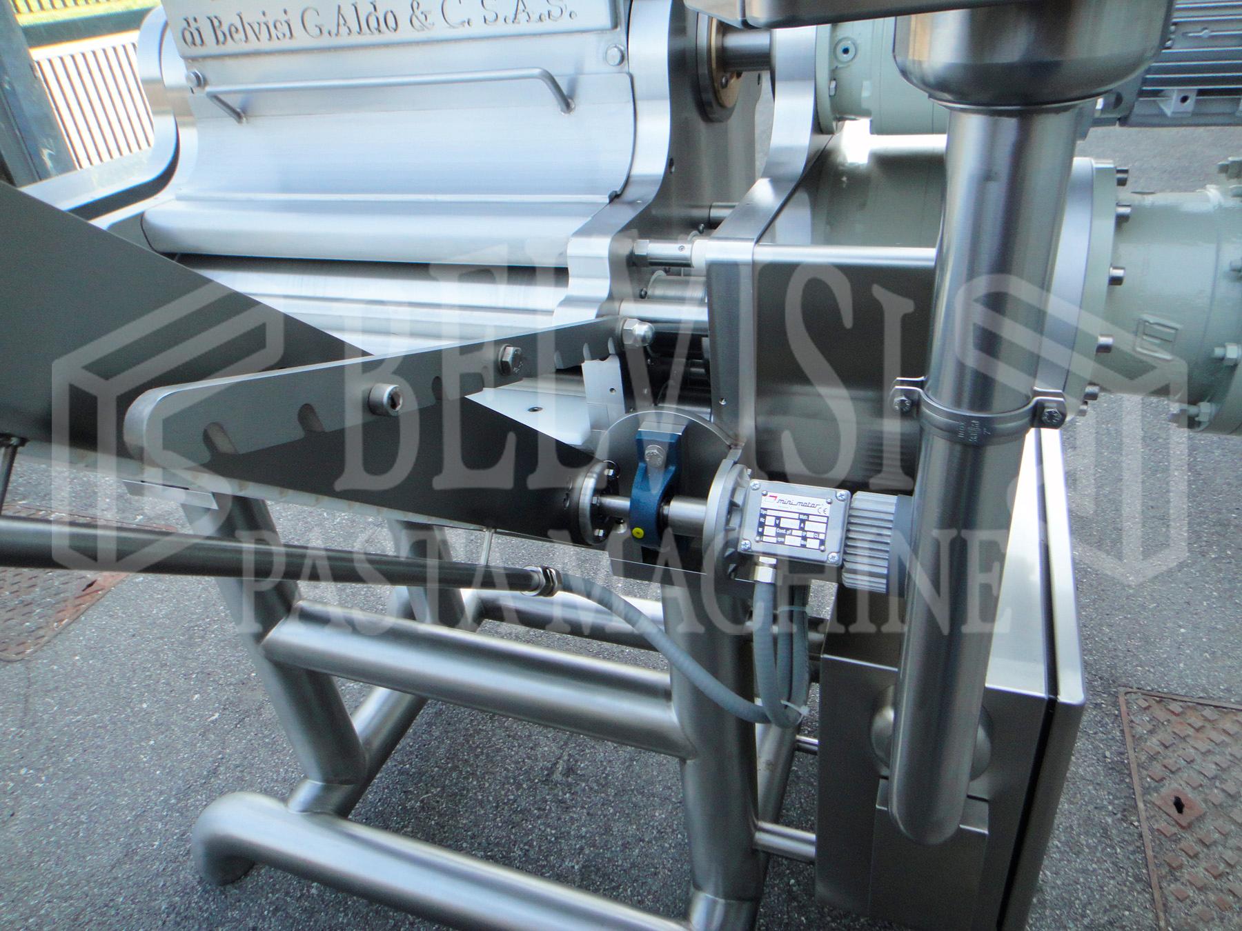 SFOGLIATRICE AUTOMATICA LAVABILE mod. TA/540